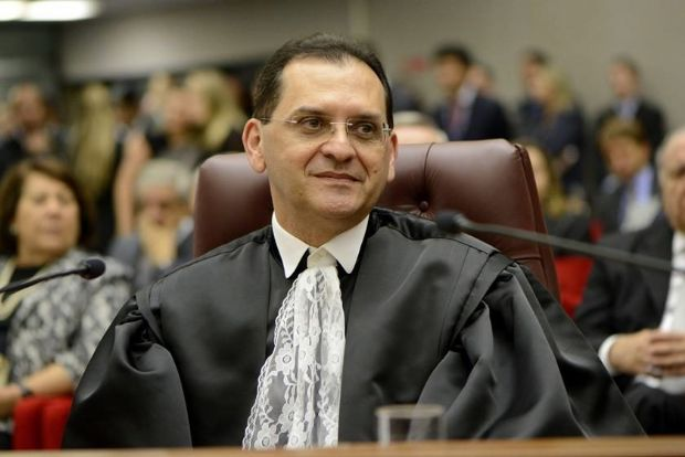 Ministro Reynaldo Soares da Fonseca