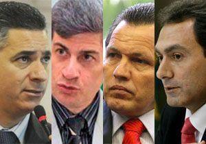 Justiça determina bloqueio de contas e devassa na evolução patrimonial de Silval e secretários