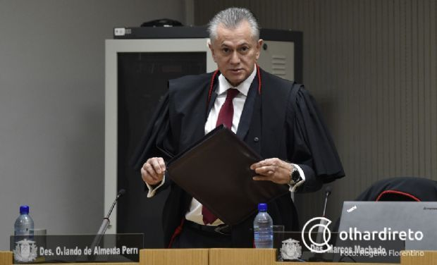 Orlando Perri, relator do pedido de Fantoni