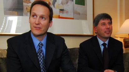 Joseph Lepore e Jan Paul Paladino