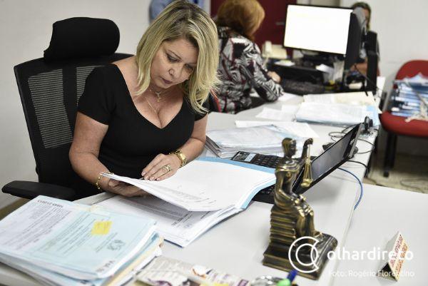 Selma relata excesso de trabalho na Sétima Vara e contesta liberdade de réus