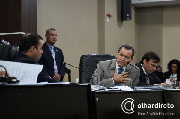 Vídeo mostra deputado extorquindo Silval para CPI da Copa acabar em