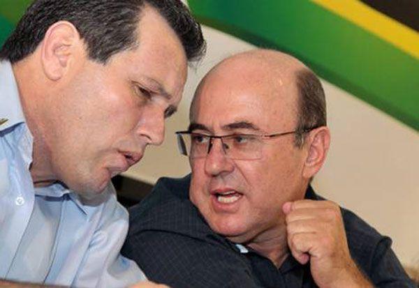 """Riva teria ameaçado família Barbosa para frear delação: """"a ordem é passar fogo"""""""